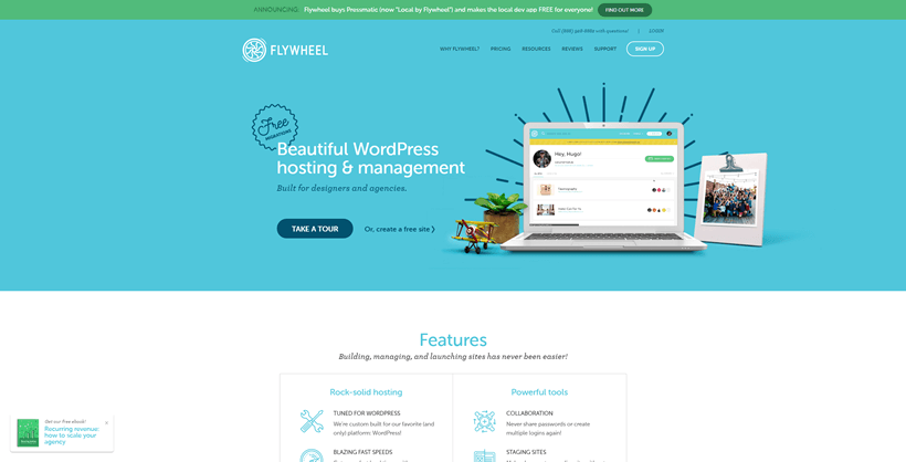 Beispiele guter Landing-Pages